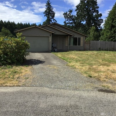 Tenino Single Family Home Pending Inspection: 1437 Orchard Ct N