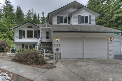 Port Orchard Single Family Home For Sale: 6188 Knight Dr SE