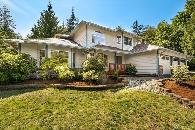 Stanwood Single Family Home For Sale: 14314 66th Ave NW