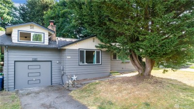 Mountlake Terrace Single Family Home For Sale: 4106 219th St SW
