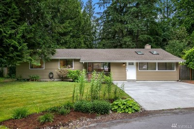 Woodinville Single Family Home For Sale: 15841 196th Place NE