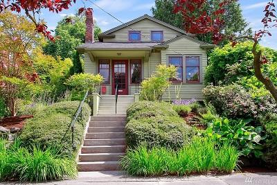 Seattle Single Family Home For Sale: 2411 E Calhoun St
