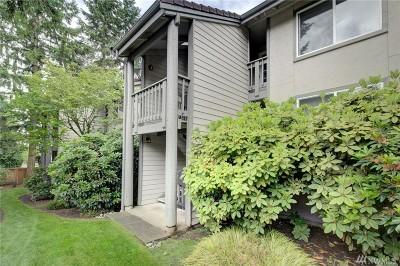 Kirkland Condo/Townhouse For Sale: 12707 NE 120th St #B7