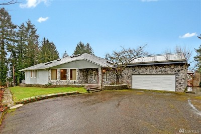 Auburn Single Family Home For Sale: 1630 Knickerbocker Dr
