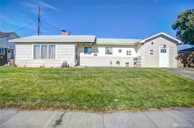 Moses Lake Single Family Home For Sale: 935 S Juniper Dr