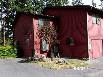 Oak Harbor Condo/Townhouse For Sale: 111 NW Columbia Dr #A-1