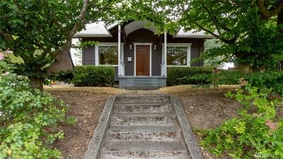 Tacoma Single Family Home For Sale: 1001 S Cedar St