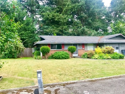 Tacoma Single Family Home For Sale: 7324 50th Ave E #A&B
