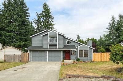 Bonney Lake Single Family Home For Sale: 11615 207th Ave E
