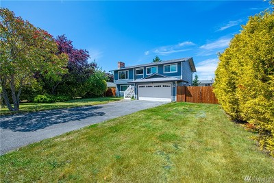 Anacortes Single Family Home Sold: 2310 32nd St