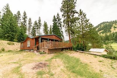 Leavenworth Single Family Home For Sale: 805 Stargazer Lane