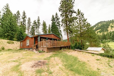 Chelan County, Douglas County Single Family Home For Sale: 805 Stargazer Lane