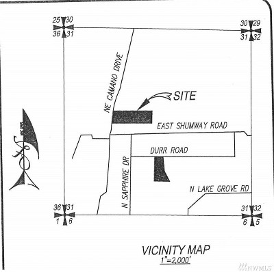 Camano Island Residential Lots & Land For Sale: 100 NE Camano Dr.