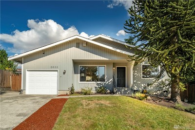 Federal Way Single Family Home For Sale: 2633 S 376 Place