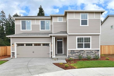 Single Family Home For Sale: 16611 NE 93rd Wy