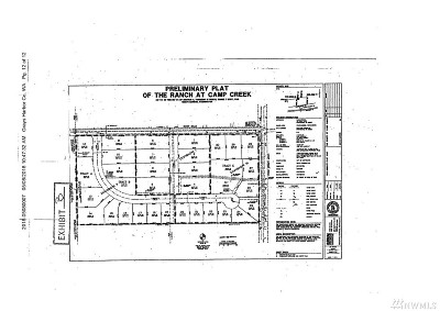 Montesano Residential Lots & Land For Sale: 202 Camp Creek Rd