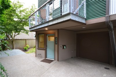 Seattle Single Family Home For Sale: 3617 Greenwood Ave N