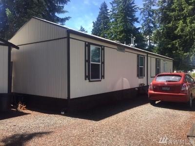 Graham Single Family Home For Sale: 25908 54th Av Ct E