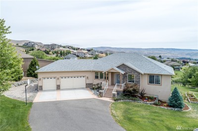 Chelan County Single Family Home For Sale: 3745 Lovell