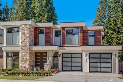 Kirkland Single Family Home For Sale: 5535 114th Ave NE