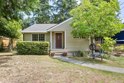 Seattle Single Family Home For Sale: 13532 30th Ave NE