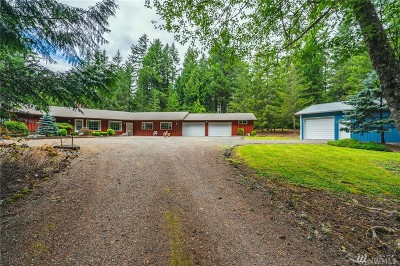 Centralia Single Family Home For Sale: 118 Grimes Rd
