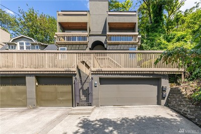 Seattle Single Family Home For Sale: 1602 Lakeview Blvd E