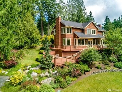 Bainbridge Island Single Family Home For Sale: 13101 Trail Heights Ct NE