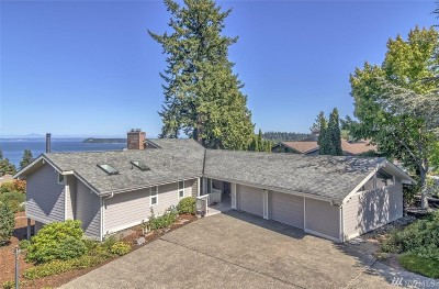 Port Ludlow WA Single Family Home For Sale: $575,000