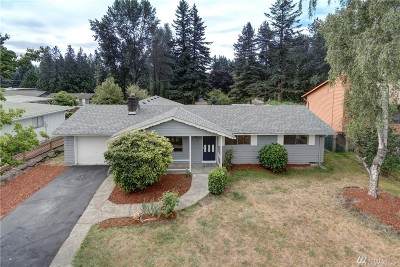 Federal Way Single Family Home For Sale: 411 S 318th Place
