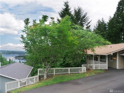 Bremerton Single Family Home For Sale: 5229 NW El Camino Blvd