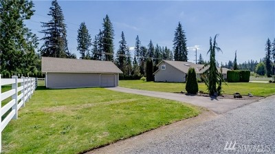 Granite Falls Single Family Home For Sale: 17824 100th St NE