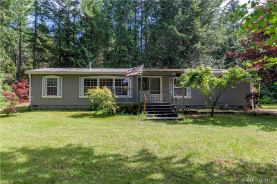 Pierce County Single Family Home For Sale: 4613 Whiteman Rd SW