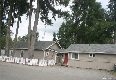 Tenino Single Family Home Pending Inspection: 458 Huston St S