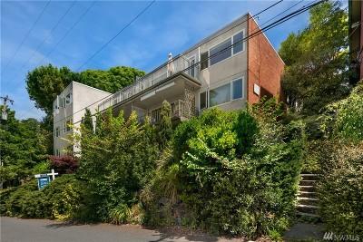 Seattle Condo/Townhouse For Sale: 632 13th Ave E #19