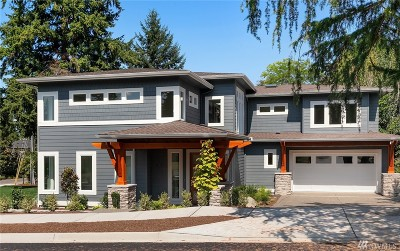 Kirkland Single Family Home For Sale: 1800 9th St W