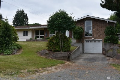 Snohomish Single Family Home For Sale: 902 5th St