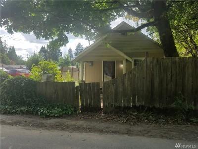 Shelton WA Single Family Home For Sale: $129,900