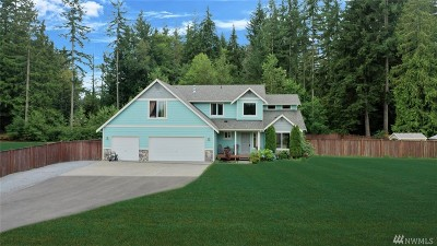 Lake Stevens Single Family Home For Sale: 11112 69th St NE