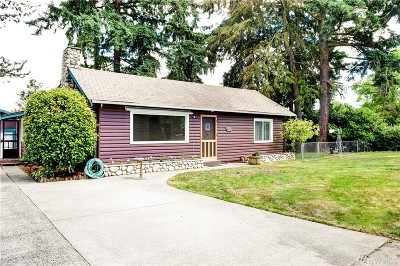 Burien Single Family Home For Sale: 13018 2nd Ave S S