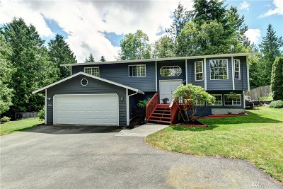Stanwood Single Family Home For Sale: 17016 Westshore Rd