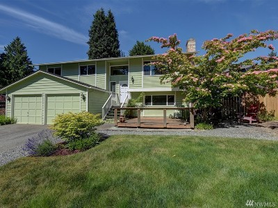 Edmonds Single Family Home For Sale: 7005 175th St SW