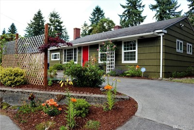 Single Family Home For Sale: 8325 Custer Rd SW