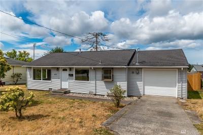 Oak Harbor Single Family Home Pending Inspection: 147 SE O'leary St