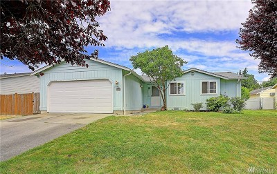Stanwood Single Family Home For Sale: 7731 275th St NW