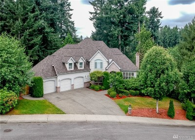 Federal Way Single Family Home For Sale: 34519 5th Place SW
