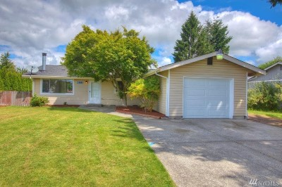 Enumclaw Single Family Home For Sale: 2881 Sun Mountain Dr