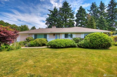 Renton Single Family Home For Sale: 19228 106th Ave SE