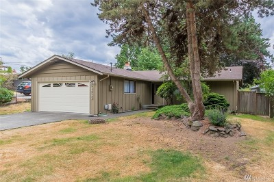 Edgewood Single Family Home For Sale: 10722 48th St E