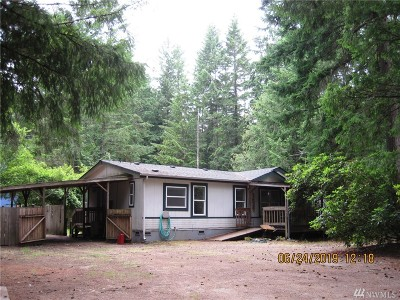 Port Orchard Single Family Home For Sale: 7870 Phillips Rd SE